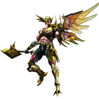Play Arts Kai Action Figure: Hawkman