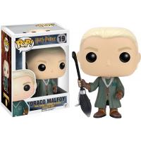 Funko Pop: Harry Potter - Draco Malfoy in Quidditch Gear