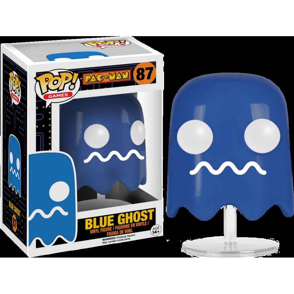 Funko Pop: Pac-Man - Blue Ghost