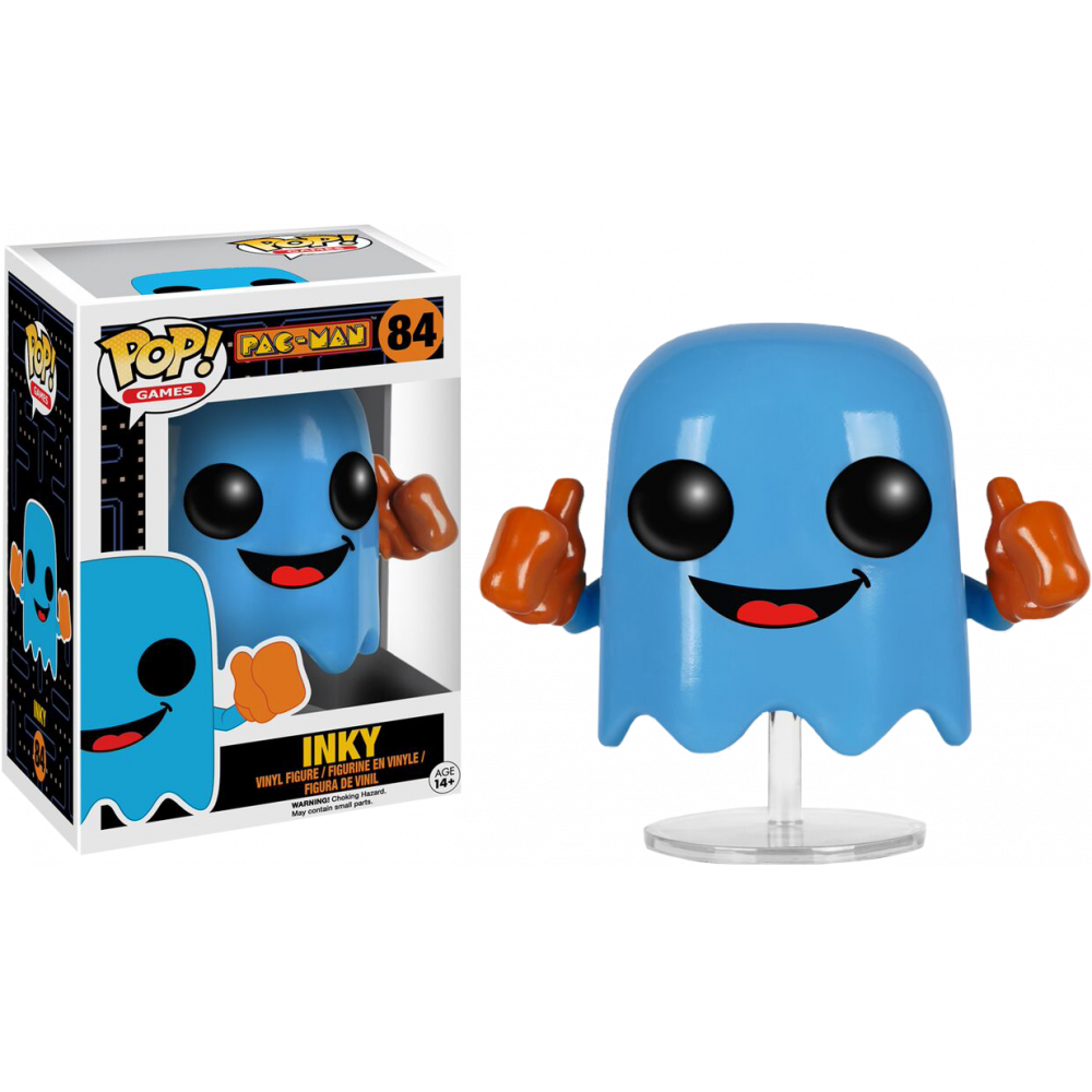 Funko Pop: Pac-Man - Inky