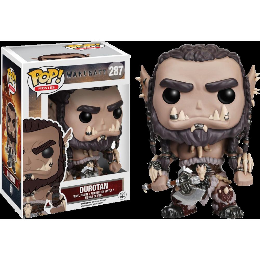 Funko Pop: Warcraft - Durotan