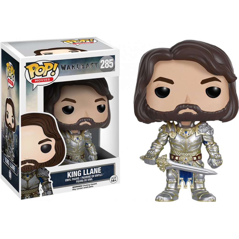 Funko Pop: Warcraft - King Llane
