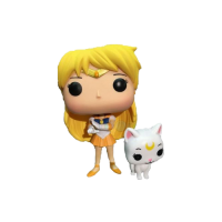 Funko Pop: Sailor Moon - Sailor Venus & Artemis