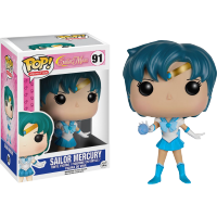 Funko Pop: Sailor Moon - Sailor Mercury