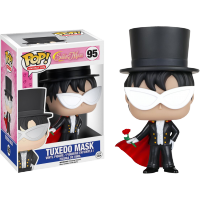 Funko Pop: Sailor Moon - Tuxedo Mask