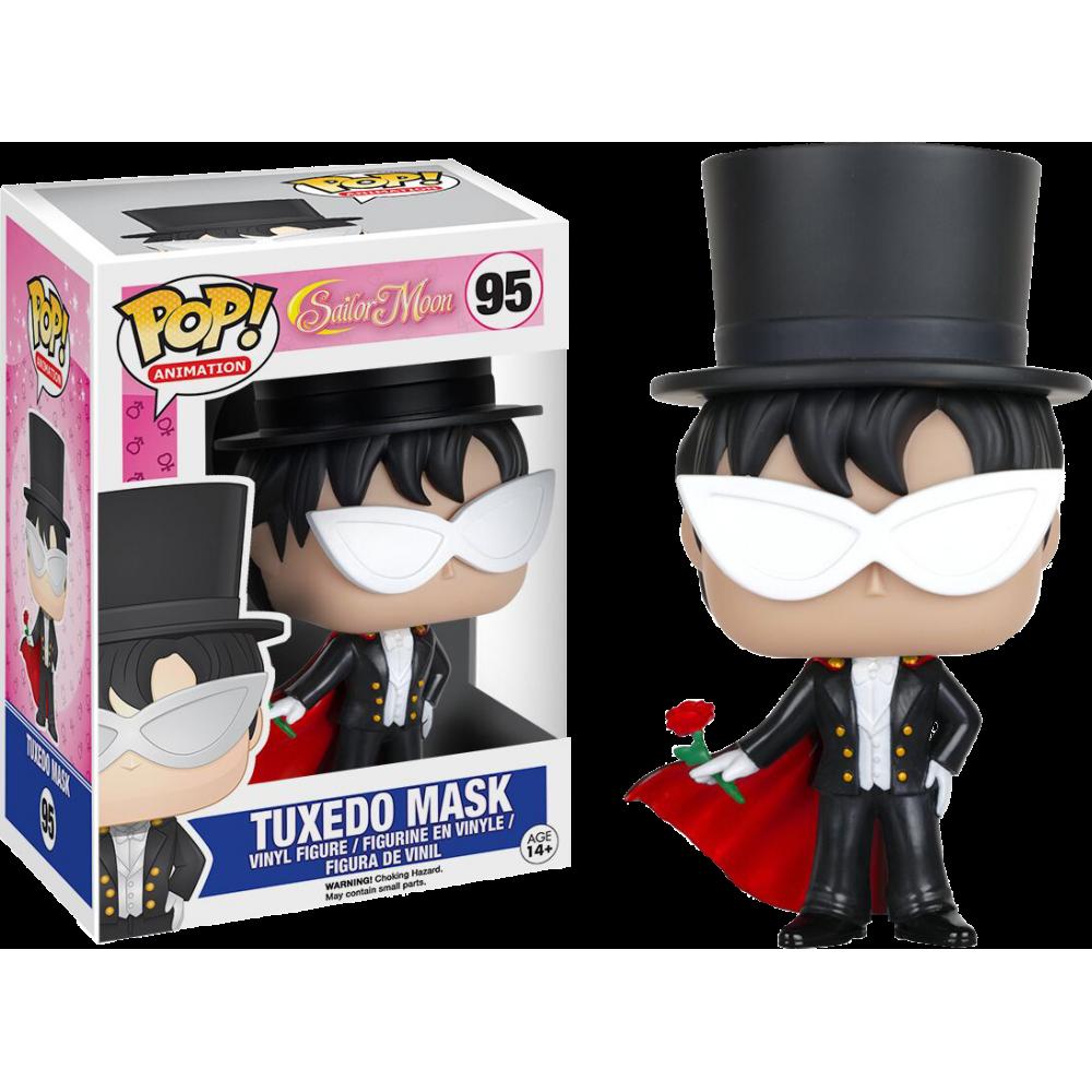 Funko Pop: Sailor Moon - Tuxedo Mask