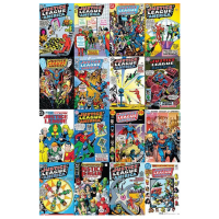 DC Comics: Poster Justice League Cover