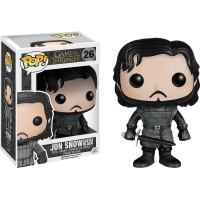 Funko Pop: Game of Thrones - Jon Snow (Castle Black)