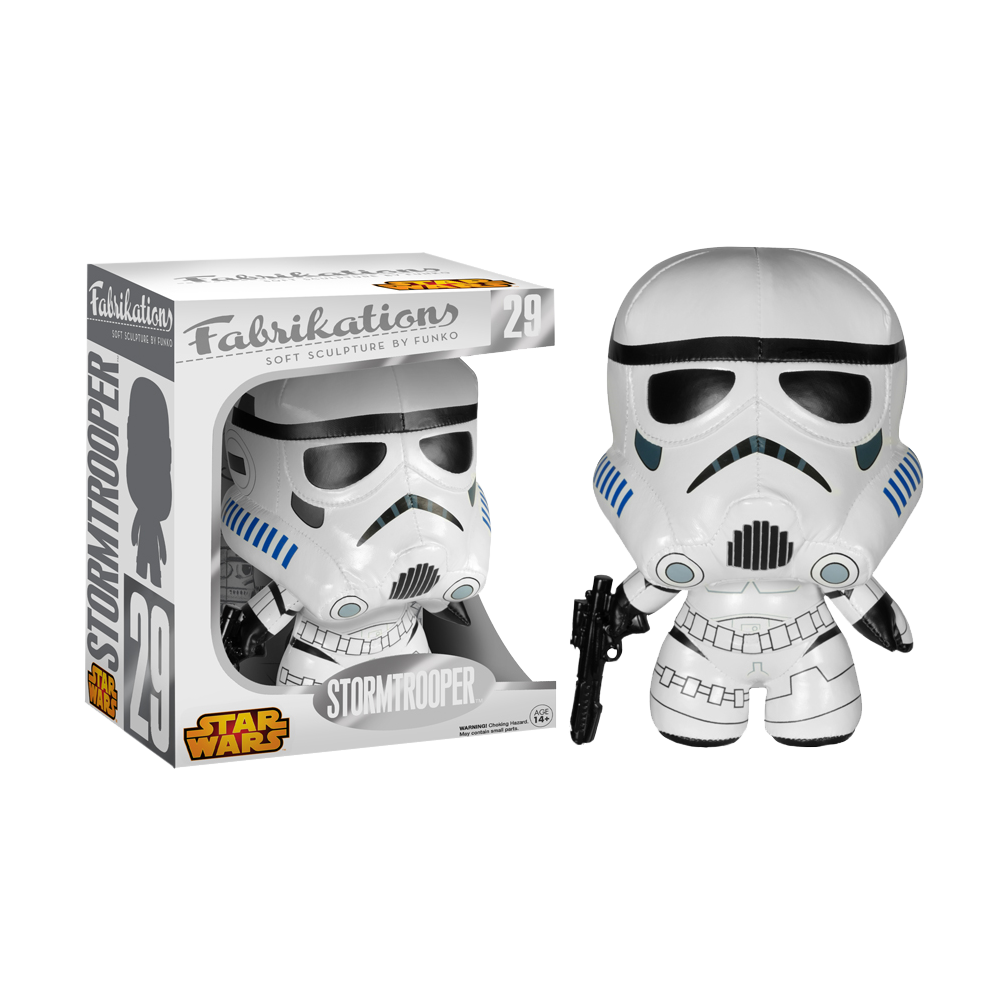 Fabrikations Plush: Stormtrooper