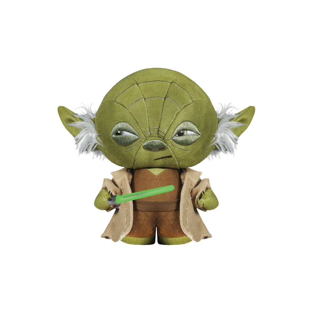 Fabrikations Plush: Yoda