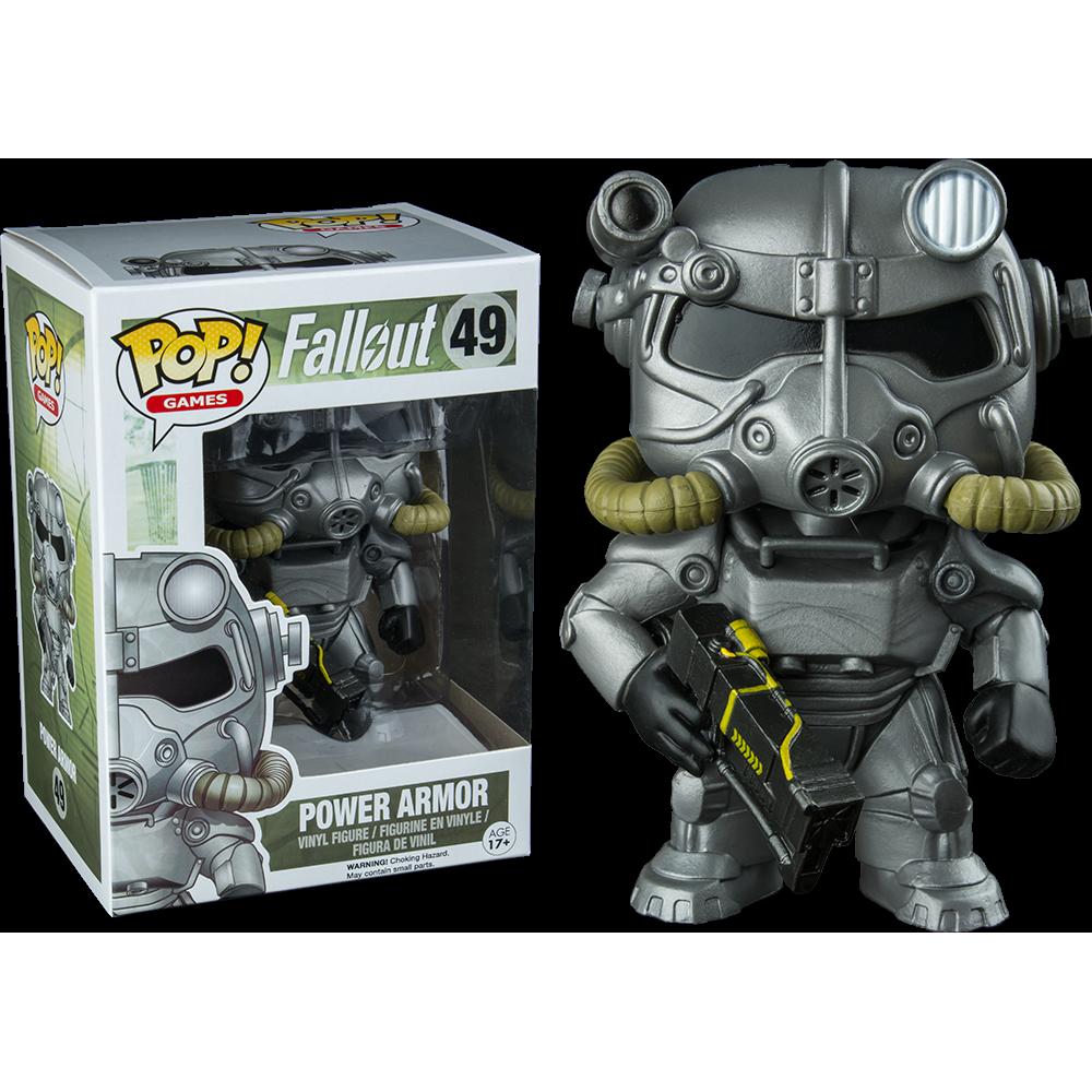 Funko Pop: Fallout - Power Armor