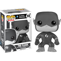 Funko Pop: Black and White Series - The Flash