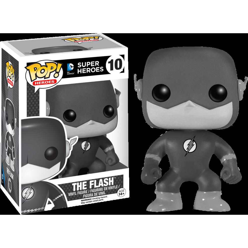 Funko Pop: Black and White Series - The Flash