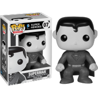 Funko Pop: Black and White Series - Superman
