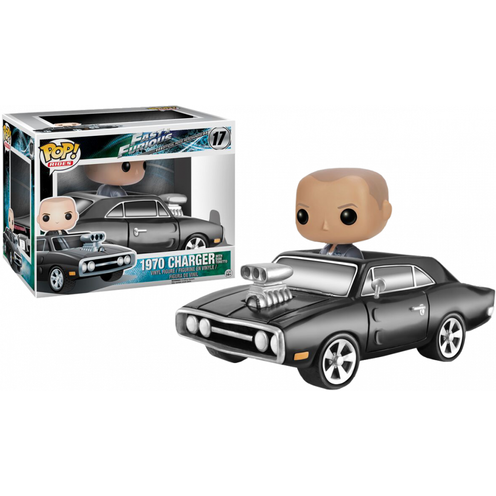 Funko Pop: Fast & Furious 1970 Dodge Charger