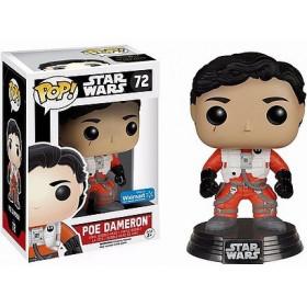 Funko Pop: Star Wars - Poe Dameron without helmet