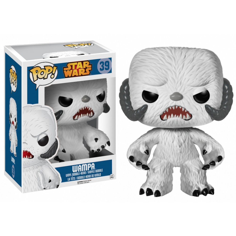 Funko Pop: Star Wars - Wampa