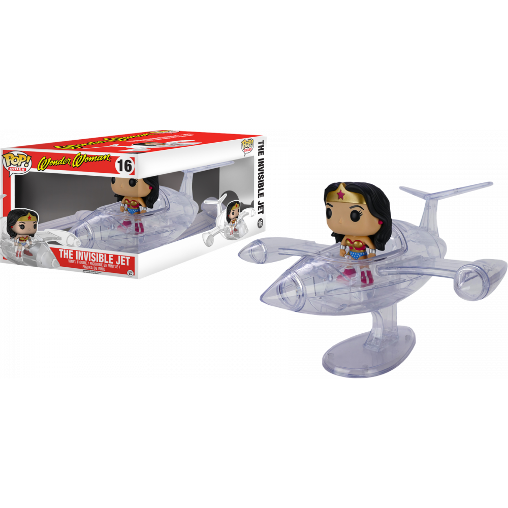 Funko Pop: Wonder Woman - Wonder Woman (New 52)