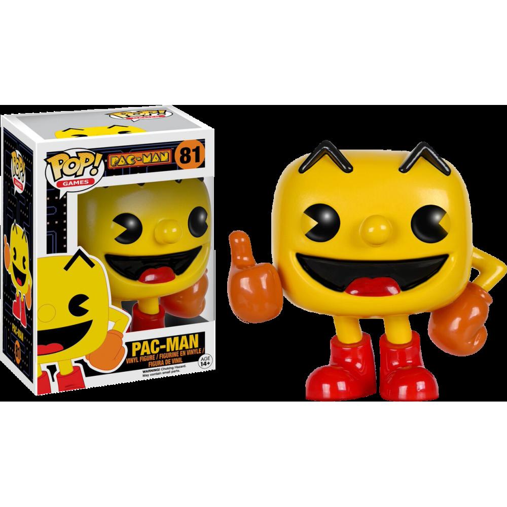 Funko Pop: Pac-Man - Pac-Man