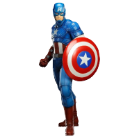 Marvel Now: Captain America Artfx+ Statue