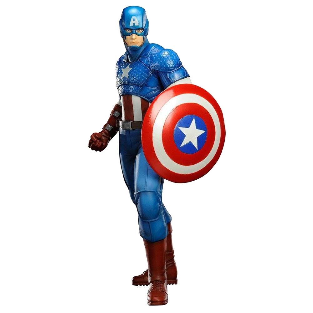 Marvel Now: Captain America Artfx+ Statue