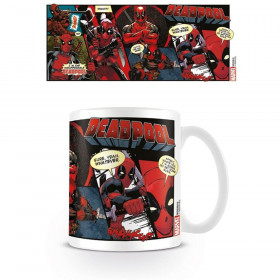 Deadpool: Comics Mug