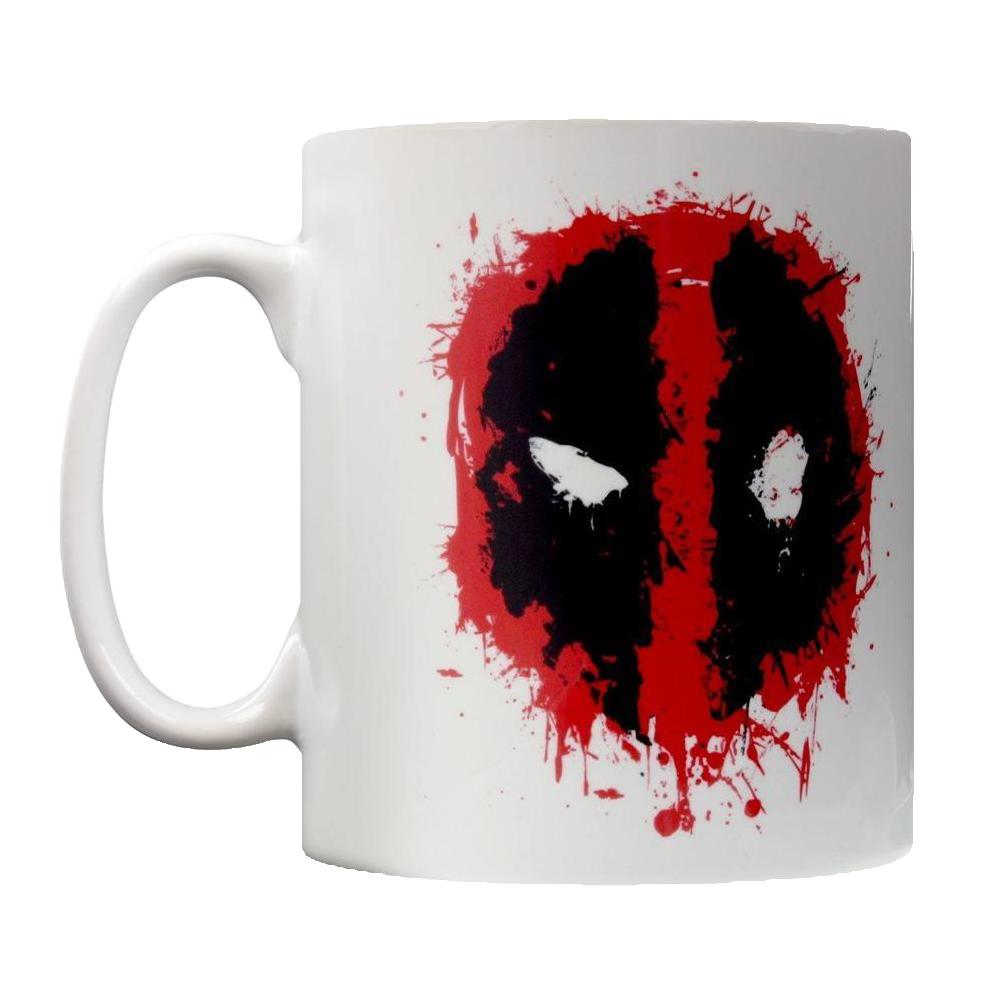 Deadpool: Splat Mug