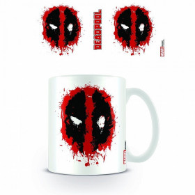 Deadpool: Splat Mug