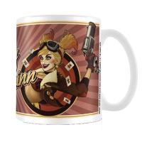 DC Bombshells: Harley Quinn Mug