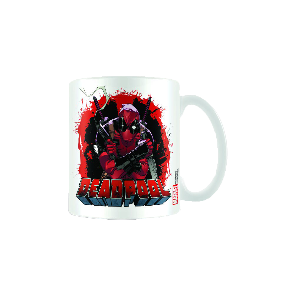 Deadpool: Smoking Gun Mug