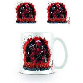 Deadpool: Smoking Gun Mug