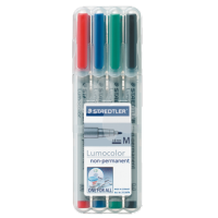 Water Soluble Marker 4-Pack