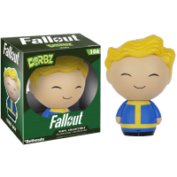 Sugar Pop Dorbz: Fallout - Vault Boy