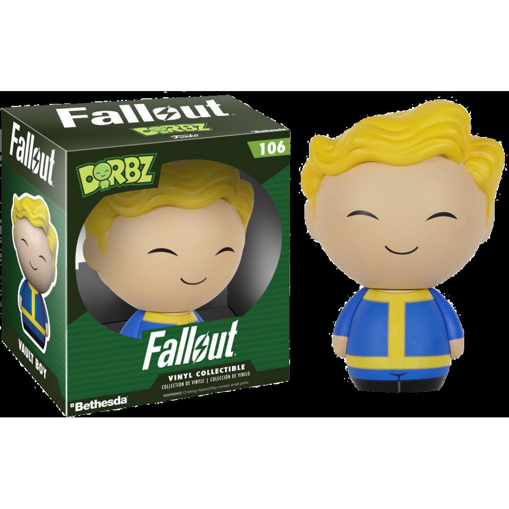 Sugar Pop Dorbz: Fallout - Vault Boy
