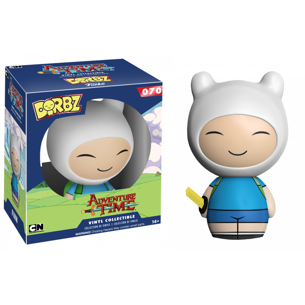 Sugar Pop Dorbz: Adventure Time - Finn