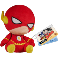 Mopeez Plush: DC Comics - Flash