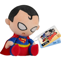 Mopeez Plush: DC Comics - Superman