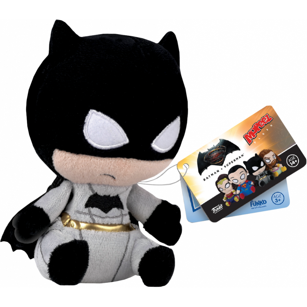 Mopeez Plush: Batman vs. Superman - Batman