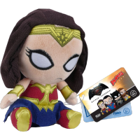 Mopeez Plush: Batman vs. Superman - Wonder Woman