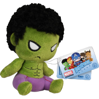 Mopeez Plush: Marvel - Hulk