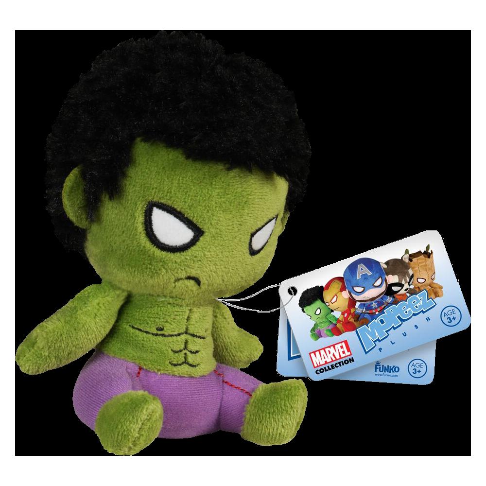Mopeez Plush: Marvel - Hulk