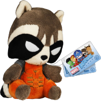Mopeez Plush: Marvel - Rocket Racoon
