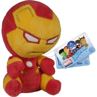 Mopeez Plush: Marvel - Iron Man