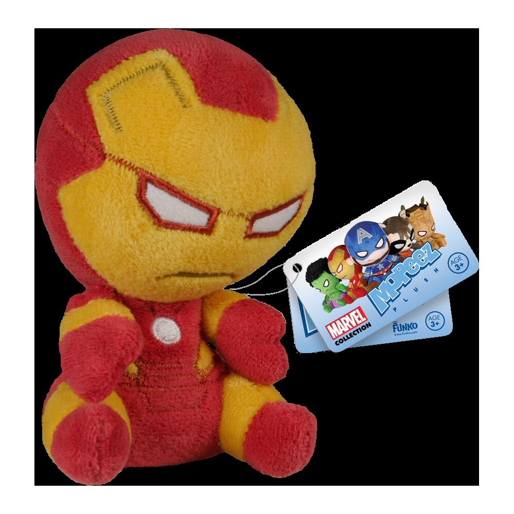 Mopeez Plush: Marvel - Iron Man
