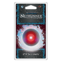 Android: Netrunner – 23 Seconds Data Pack