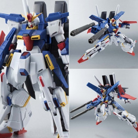 Mobile Suit ZZ Robot Spirits Action Figure: Gundam