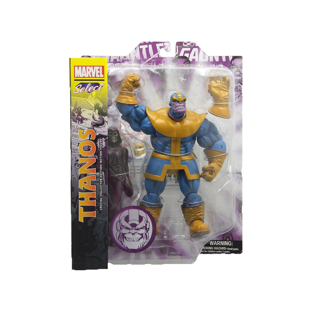 Marvel Select: Thanos Action Figure