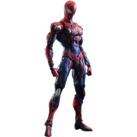 Play Arts Kai Action Figure: Spider-Man Variant