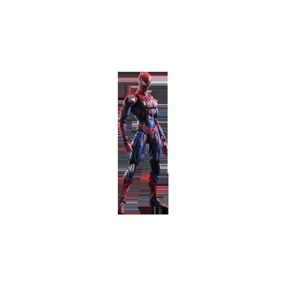 Play Arts Kai Action Figure: Spider-Man Variant