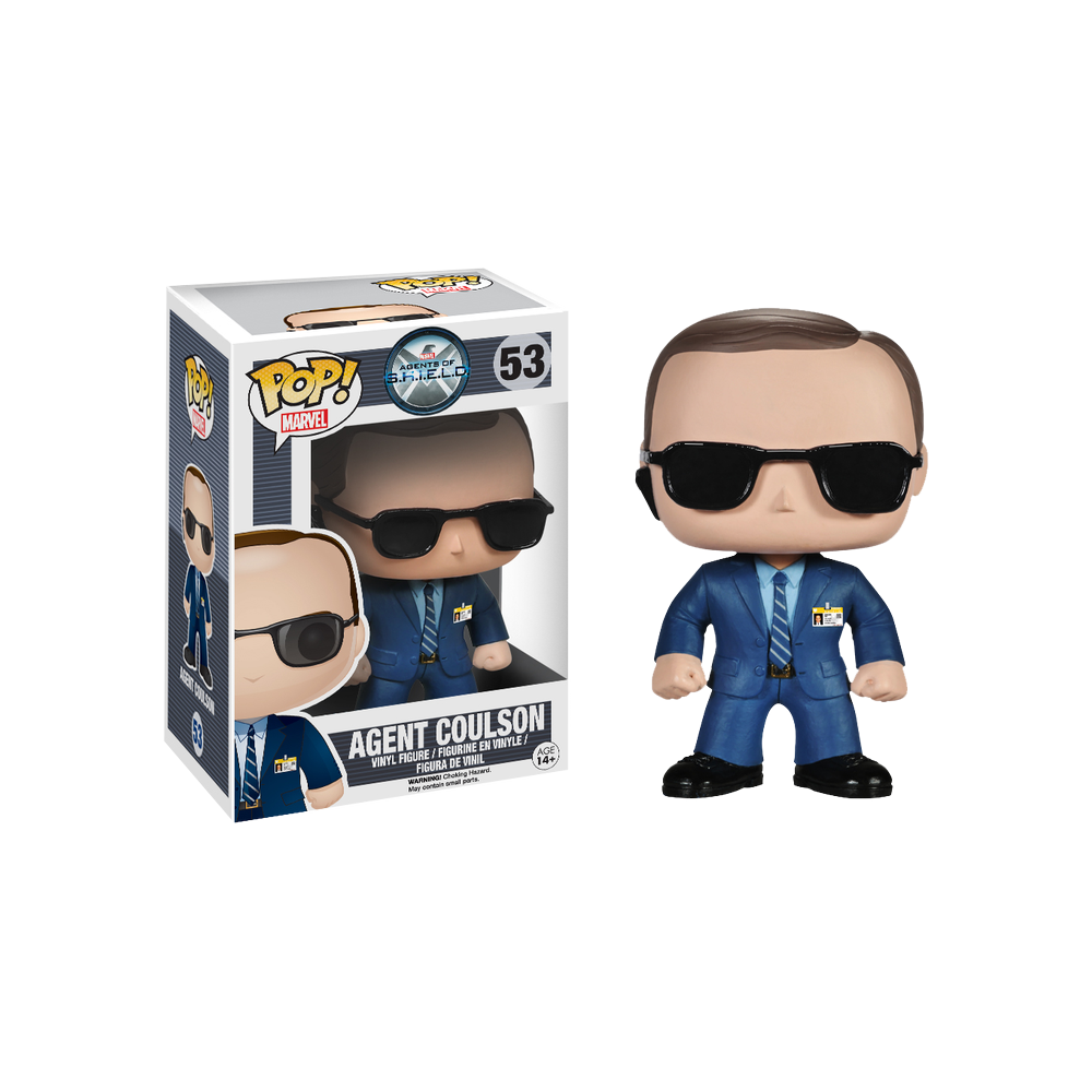 Funko Pop: Agents of S.H.I.E.L.D. - Agent Coulson